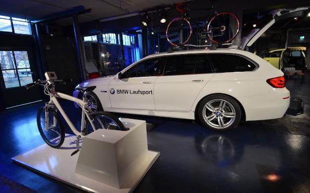04 BMW Cruisebike mit Generator